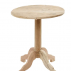 French Recycled Teak Signing Table